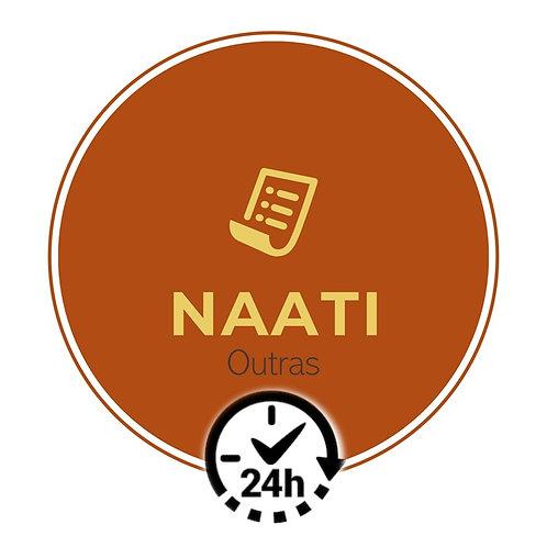 NAATI / OUTRAS (24 horas)