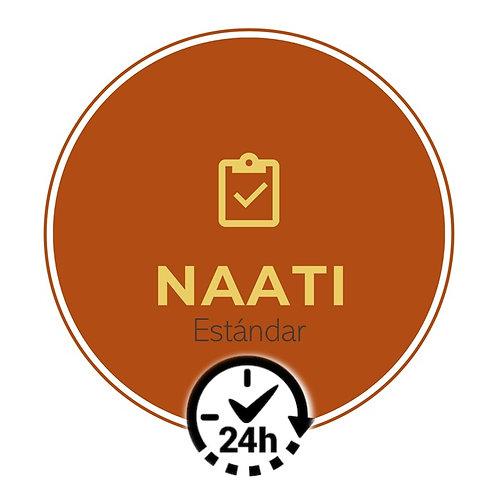 NAATI / OTROS (24 horas)