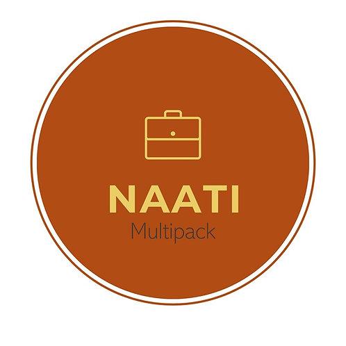 NAATI Multipack