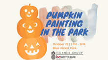 Pumpkin Painting in the Park | Email RSVP Required!