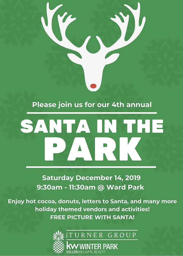 2019 SANTA IN THE PARK INVITE (1) (1).pn