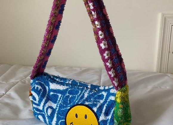 Terry Cloth Mini Bag