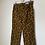 Thumbnail: Yellow Paisley Corduroy Trousers