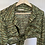 Thumbnail: Multi-color Green Knit Blouse