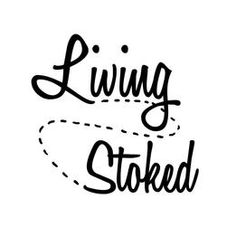 Living Stoked Brand Logo