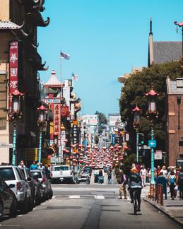 Streetwalking by Tom Kai