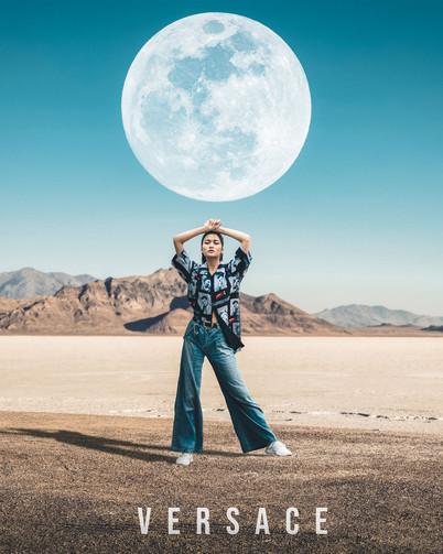 Versace Moon by Tom Kai
