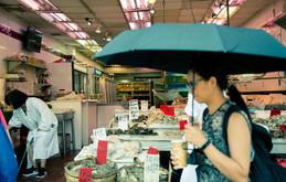 Umbrella ella by Tom Kai