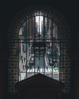 Window to Chaos by Tom Kai