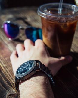 Fossil Q Hybrid Smartwatch by Tom Kai