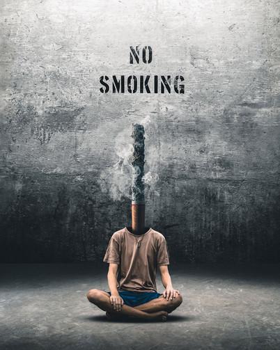 No Smoking by Tom Kai
