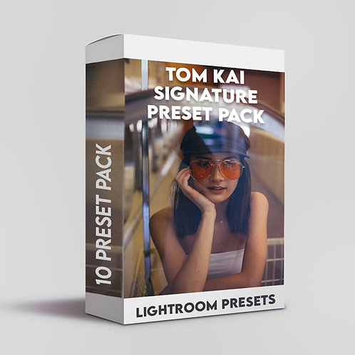 Tom Kai - Signature Collection | 10 Pack Lightroom Preset