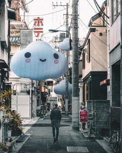 Happy Clouds by Tom Kai