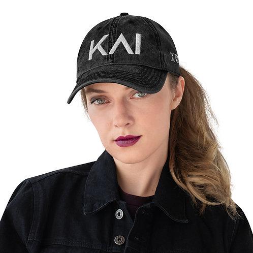 TOM KAI Vintage Cap