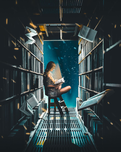 Read A Book by Tom Kai