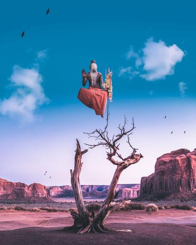 Meditation by Tom Kai
