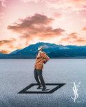 Yves Saint Laurent Concept work