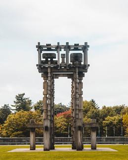 Shrine of Peace by Tom Kai