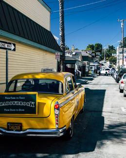 Cab by Tom Kai