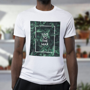 Shirt Mockup created by me with my design