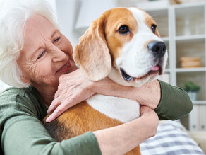 Pets Can Be the Best Medicine for Seniors