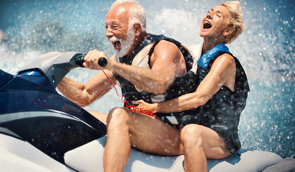 senior health living younger