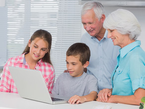 Keeping Your Grandchild's Education on Track During COVID-19