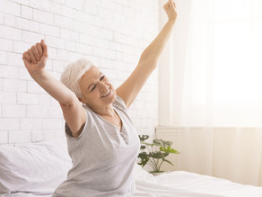 Five Stretches to Start Your Day