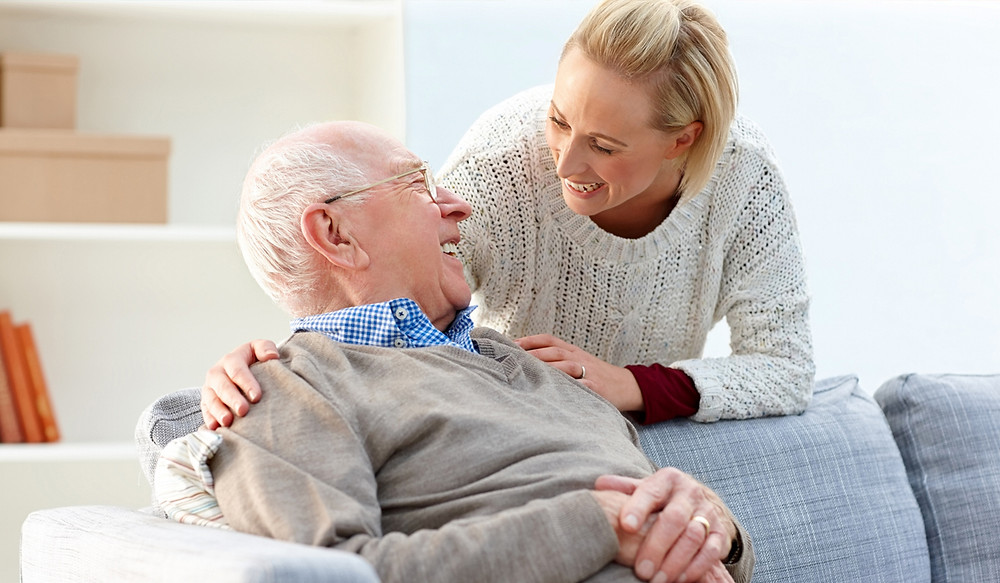 helping aging parent