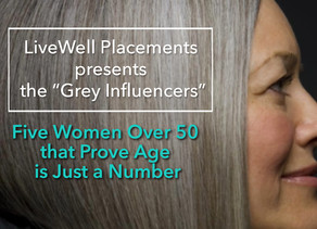 "LiveWell Placements Presents the ""Grey Influencers"""