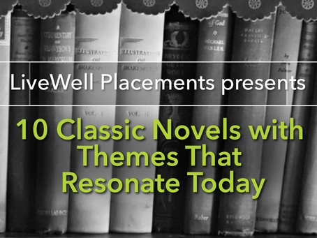 10 Classic Novels with Themes That Resonate Today