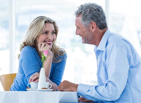 Tips for men dating after 50