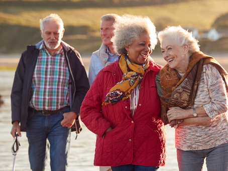 The Resilience of Seniors