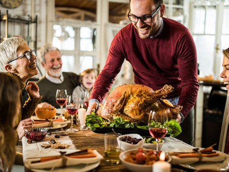Let's Get Cookin' – Five Simple Thanksgiving Recipes