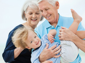 Top Tips to Help Grandparents Thrive