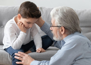 Six Tips to Help Grandchildren Cope with Covid-19 Anxiety