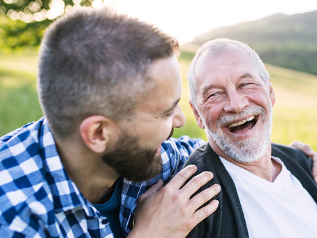 How to speak with an aging parent when they need help