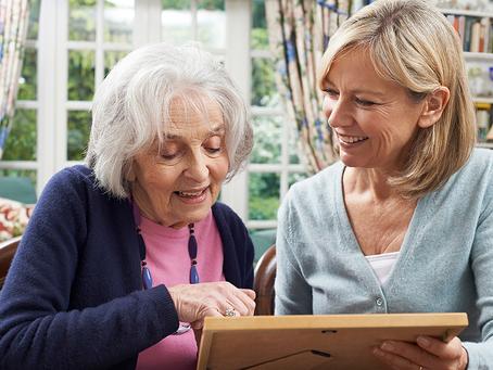 Downsizing: Three Emotional Upsides for Seniors
