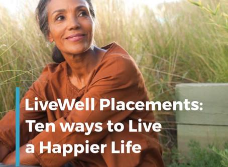 Ten Ways to Live a Happier Life