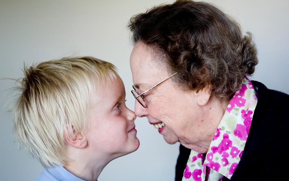 bringing generations together