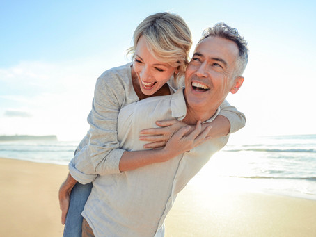 Mind Over Matter – Five Ways to Improve Your Outlook on the Aging Process