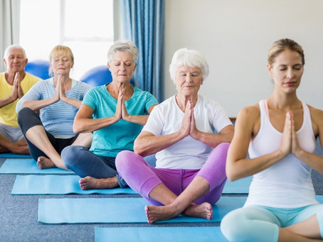 Many seniors obtain general wellness from yoga – here's why