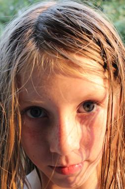 Makinzie close up