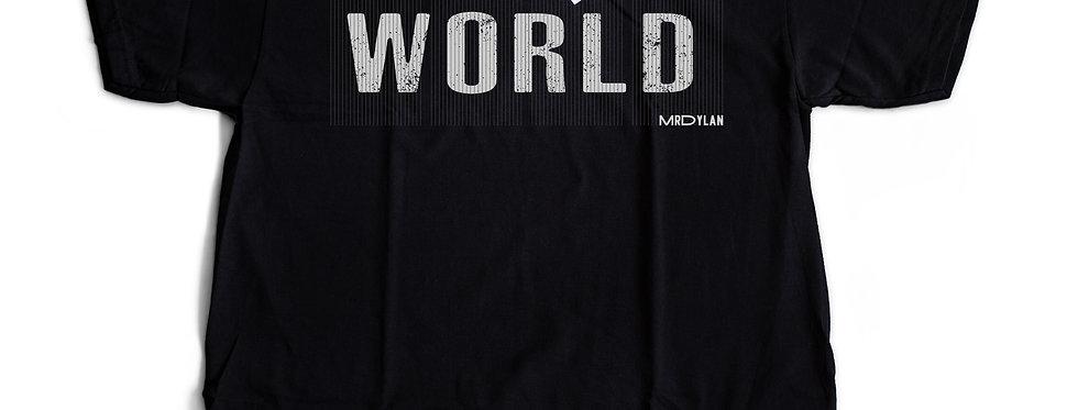 Camiseta World Mr Dylan
