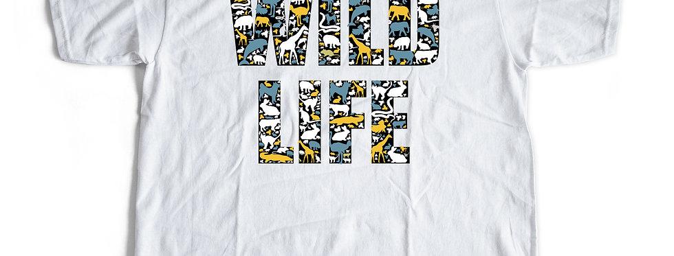 Camiseta Wild Life Mr Dylan