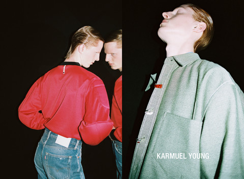 Karmuel Young Project 04 Campaign Visual
