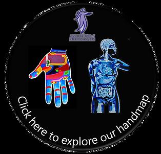 Interactiv hand map