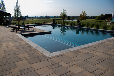 Custom Pools & Spas by Red Valley Landscape & Construction in The Hills, Texas