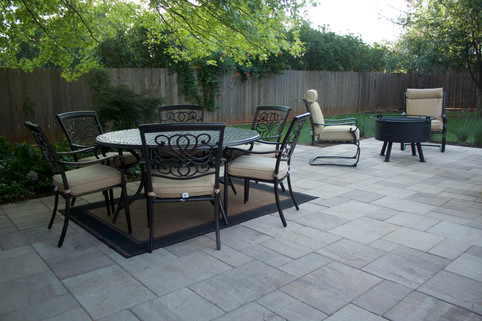 Custom Patios & Pavers by Red Valley Landscape & Construction in Yukon, Ok