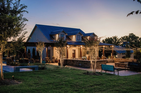 Landscape Lighting by Red Valley Landscape & Construction in Austin, Texas